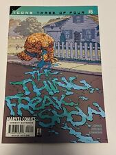 The Thing Freakshow #3 October 2002 Marvel Comics