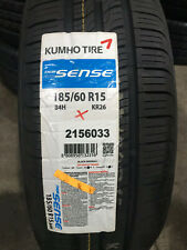 1 New 185 60 15 Kumho Sense KR26 Tire
