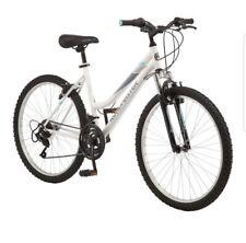 ROADMASTER R4047WMODS 26 inch Granite Peak Mountain Bike  - White- Womens/Girl