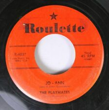 50'S/60'S 45 The Playmates - Jo - Ann / You Can'T Stop Me From Dreaming On Roule