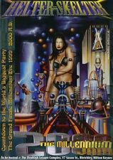 HELTER SKELTER - MILLENNIUM JAM 2000 (DRUM N BASS CD's) NEW YEARS EVE 1999