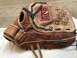 "Nokona AMG-700K-PRO 14"" Kangaroo Baseball Softball Glove Right Hand Throw"