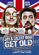 Jay & Silent Bob Get Old Teabagging In The UK DVD Kevin Smith NEW UK Releae R2