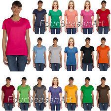Fruit of the Loom Ladies Heavy Cotton HD T Shirt Womens S-2XL L3930R