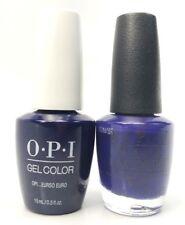 "Opi Soak-Off GelColor Gel Polish + Nail Polish ""OPI... Eurso Euro #E72"""