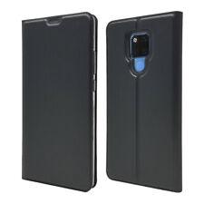Para Huawei Mate 20X Magnético Cuero Abatible Billetera Teléfono Estuche Protector Cubierta Nuevo