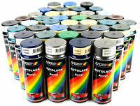 Motip Autolack Metallic 400ml Spray Dosen Farbe Autofarbe Lackspray Car paint
