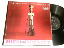 EDDIE SOUTH Distinguished Violin Eddie Higgins Mercury mono dg LP