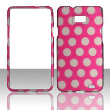 White Dots Samsung Galaxy S II 2 SGH-i777 AT&T Case Cover Hard Cases