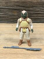 Vintage 1983 KLAATU in SKIFF GUARD OUTFIT LFL Star Wars  - Hong Kong Kenner