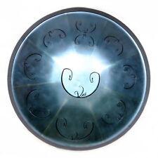 Handpan Rav drum(Steel tongue drum) - B Celtic minor Double Ding + Nylon bag