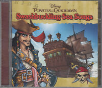 Pirates Of The Caribbean : Swashbuckling Sea Songs  CD FASTPOST
