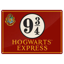 Harry Potter Hogwarts Express Tin Sign SMALL
