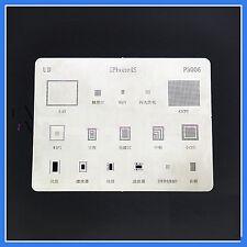 reballing stencil for iphone4s iphone repair part direct heat bga ic