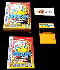 POKEMON PINBALL RUMBLE Nintendo Game Boy Color gameboy GBC JAP