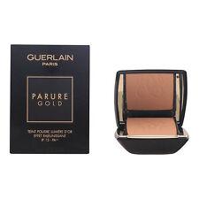 Polvos compactos Parure Gold Guerlain