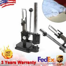 Leather Cutting Imprinting Machine Manual Logo Bronzing Punching Tool Cutting Us