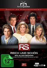 THE BOLD AND THE BEAUTIFUL 4 - Epis. 76 - 100  - Region2/UK - 5 DVDs - Ronn Moss