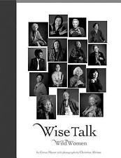 Gwen Mazer~WISE TALK WILD WOMEN~SIGNED 1ST/DJ~NICE COPY