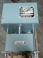 Powerstat 146-1008 With Motor 1 Phase free shipping