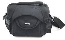 Nikon Deluxe Digital SLR Camera Case - Gadget Bag NEW