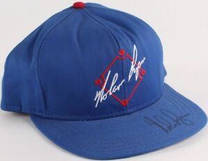 Nolan Ryan Autographed RARE Nolan Ryan Baseball Hat PSA COA One of a kind