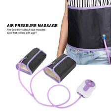 Air Compression Electric Body Massager Circulation Leg Wraps Pain Relief Therapy