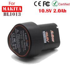 2.0Ah Battery For MAKITA BL1013 BL1014 LCT203W DF030D TD090D 10.8V Lithium Tools