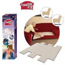 6 Laminas de apoyo furniture fix ARREGLA muebles camas SOFA SILLON HUNDIDO