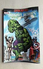 Dark REIGN MARVEL HEROES ,Marvel France ,panini Comics ,état neuf ,numéro = 27