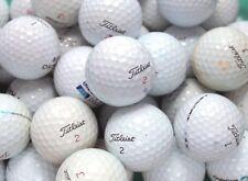 50 Titleist Pro V1 V1x Golf Balls Grade A/B