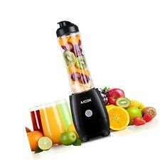 Smoothie Blender AICOK Personal Blenders Single Serve for Shakes and Smoothie...
