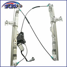Power Window Regulator Motor Assembly Front Left For Armada Qx56 Titan 748-524