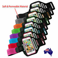 Sports Gym Running Armband for Apple iPhone XS Max XR X 7 8 6 Plus Arm Band AUS