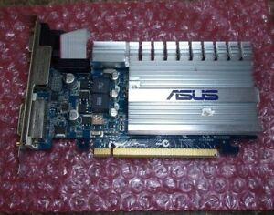 Asus 8400GS 8400GS-1GD3-SL 1GB DDR3 PCI-e Graphics Card DVI VGA HDMI