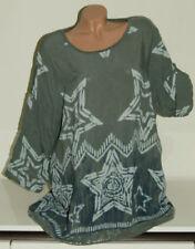 Sterne Damenblusen, - tops & -shirts im Tunika-Stil