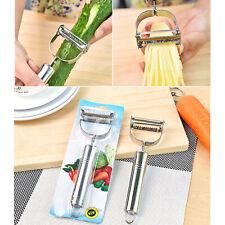 Strong Julienne Peeler Cutter Vegetable Fruit Peeler Strips Slicer Serrated Tool