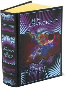 H.P. LOVECRAFT: THE COMPLETE FICTION ~Sealed ~ Leatherbound ~ BRAND NEW~