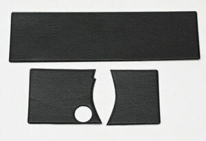 Yashica FX-3 Replacement Front and Rear Coverings NEW OEM ORIGINAL YASHICA