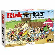 Winning Moves Risk Astérix et Obélix 60 Ans Édition Collector Jeu de Société