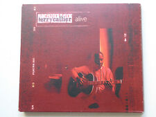 TERRY CALLIER <>  Alive  <> VG+ (CD)