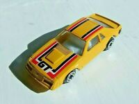 Schnelle Wheels Ford Mustang 1983 GT Diecast Modellauto China 1: 66 64