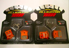 Alligator Turbo Finned Pads for Formula Mega/the One/r1/rx 2 Pairs Springs