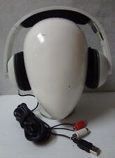 Plantronics GameCom X40 Video Game Gaming Headset White  -22