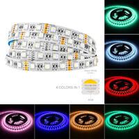 Super Helle 5m LED Streifen RGB RGBW RGBWW SMD 5050 Stripe Dimmbar Band Leiste