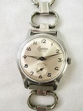 Ancienne Montre Bracelet Femme Précisa Antichoc Ancre 15 Rubis