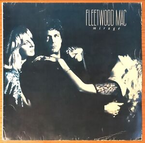 Fleetwood Mac Mirage LP UNIQUE COVER Turkish Pressing 1982 Rare Vinyl 1240