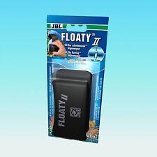 JBL Floaty II L Schwimmender Algenmagnet Scheibenreiniger Glasstärke 15 mm