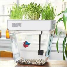 BACK TO THE ROOTS WATER GARDEN 2.0 AQUAPONICS KIT + FREE SHIP **^^