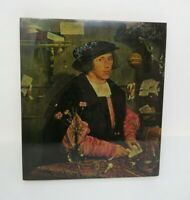 Antique  Hans Holbein 1497-1543  Picture. Printed wall hanger